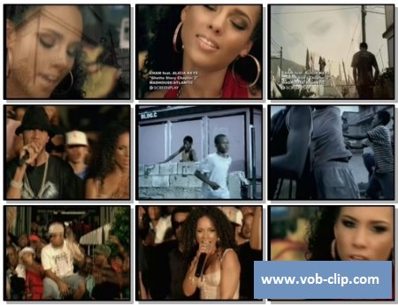 Cham Feat. Alicia Keys - Ghetto Story Chapter 2 (2006) (VOB)