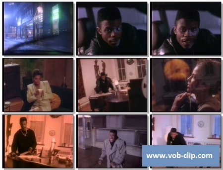 Keith Sweat - I'll Give All My Love To You (1990) (VOB)