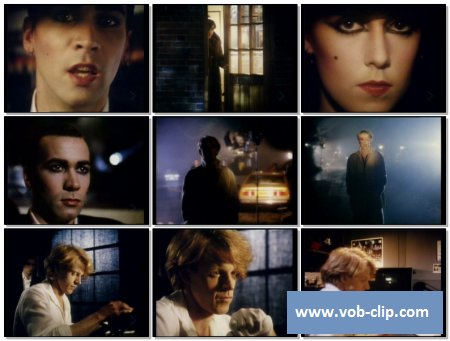Human League - Don't You Want Me (MixMash Version) (1981) (VOB)