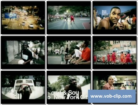 Red Cafe - Heart And Soul Of New York City (2010) (VOB)