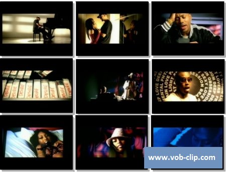 Mario Winans Feat. Enya And P. Diddy - I Don't Wanna Know (2004) (VOB)