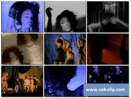 Karyn White - Romantic (1991) (VOB)