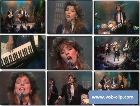 Sandra - In The Heat Of The Night (Top Pop, Holland) (1985) (VOB)