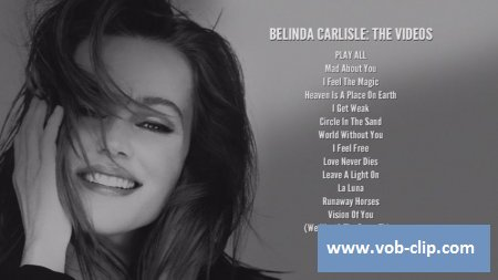 Belinda Carlisle - The Anthology (2014) (Expanded Edition) (DVD9+DVD5)