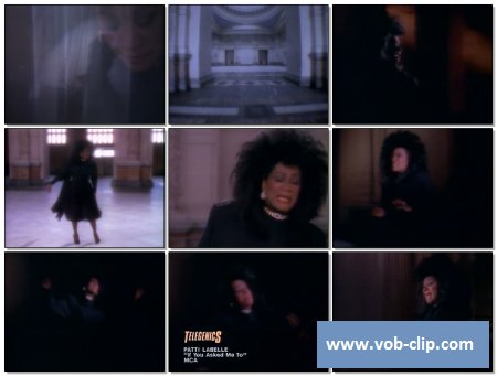 Patti LaBelle - If You Asked Me To (Telegenics Version) (1989) (VOB)