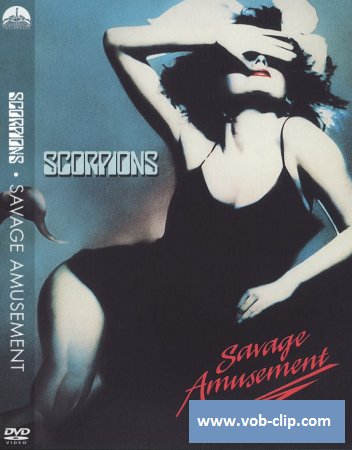 Scorpions - Savage Amusement (50th Anniversary, Deluxe Edition) (2015) (DVD9)
