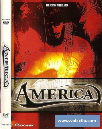 America - The Best of MusikLaden - Live 1975 (2002) (DVD5)