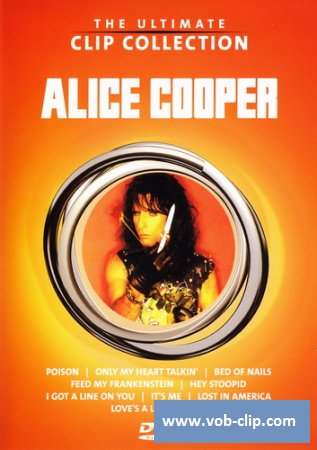 Alice Cooper - The Ultimate Clip Collection (2003) (DVD5)