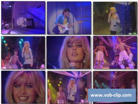 Mandy Smith - I Just Can't Wait (From Peter's Pop Show) (1987) (VOB)