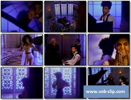 Prince And The New Power Generation - Diamonds And Pearls (1991) (VOB)