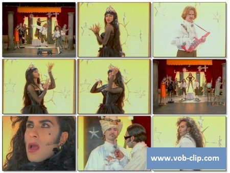 Army Of Lovers - My Army Of Lovers (1990) (VOB)