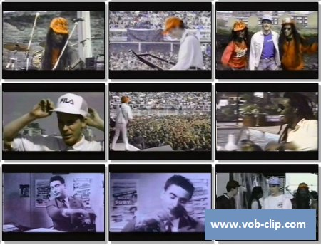 Big Audio Dynamite - Just Play Music (1988) (VOB)