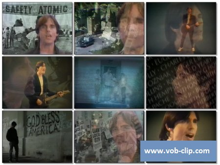 Jackson Browne - For America (1986) (VOB)