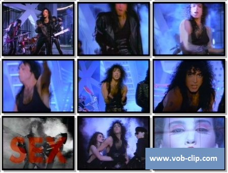 Kiss - Lets Put The X In Sex (1988) (VOB)