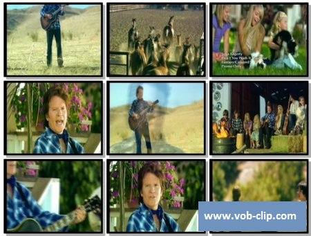 John Fogerty - Don't You Wish It Was True (2000) (VOB)