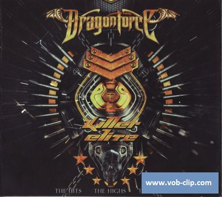 Dragonforce - Killer Elite (The Hits, The Highs, The Vids) (2016) (DVD5)