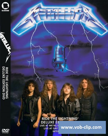 Metallica - Ride The Lightning (Deluxe Remastered Box Set) (2016) (DVD5)