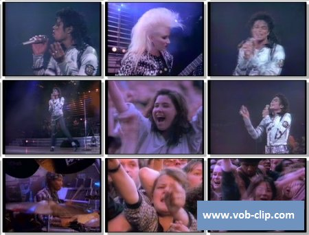 Michael Jackson - Part Of Me (1987) (VOB)
