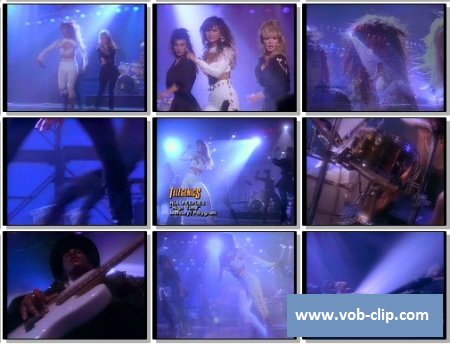 Nia Peeples - High Time (1988) (VOB)