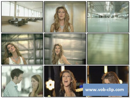 Celine Dion - You And I (2004) (VOB)