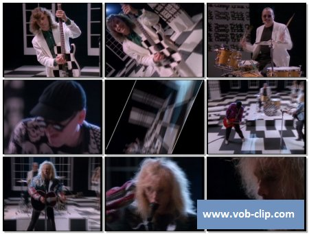 Cheap Trick - Don't Be Cruel (1988) (VOB)