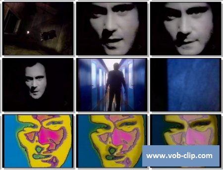 Phil Collins - In The Air Tonight (Mixmash Version) (1980) (VOB)
