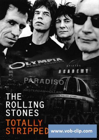 Rolling Stones - Totally Stripped (2016) (DVD9)