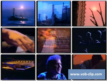 Bruce Hornsby And The Range - Look Out Any Window (1988) (VOB)