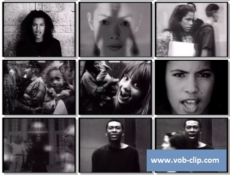 Youssou N'Dour Feat Neneh Cherry - 7 Seconds (1994) (VOB)