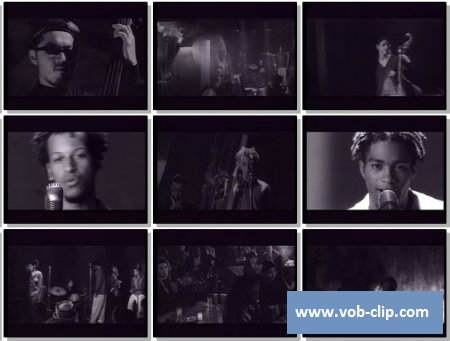 Digable Planets - Rebirth Of Slick (Cool Like That) (Rap Rules Version) (1992) (VOB)