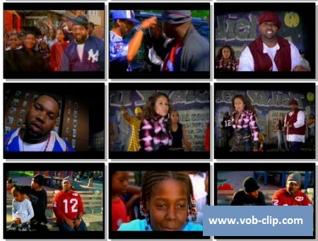Raekwon feat. Tiffany Villarreal - The Hood (2003) (VOB)