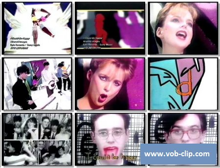 Altered Images - I Could Be Happy (1981) (VOB)