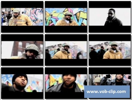 Fel Sweetenberg Feat. Dave Ghetto And Baby Blak - Save Ya Life (2010) (VOB)