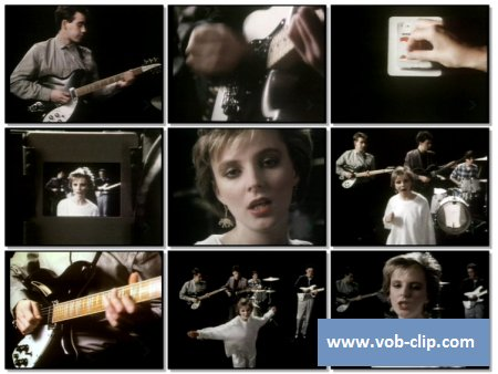 Altered Images - Don't Talk To Me About Love (1983) (VOB)