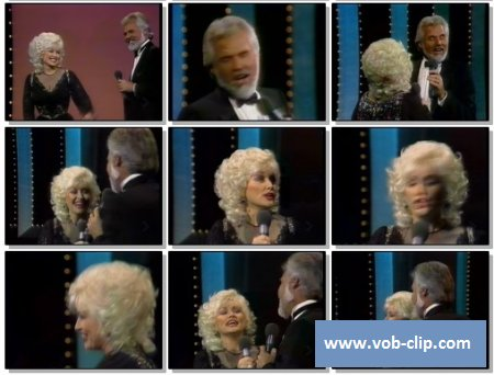 Dolly Parton And Kenny Rogers - Islands In The Stream (1983) (VOB)