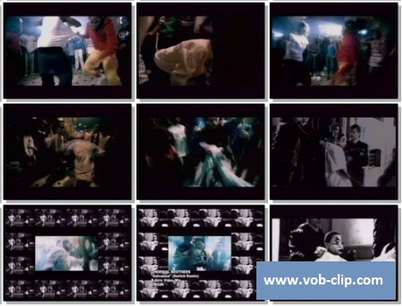 Chemical Brothers - Galvanize (Switch Remix) (B-Airic Video Mix) (2005) (VOB)