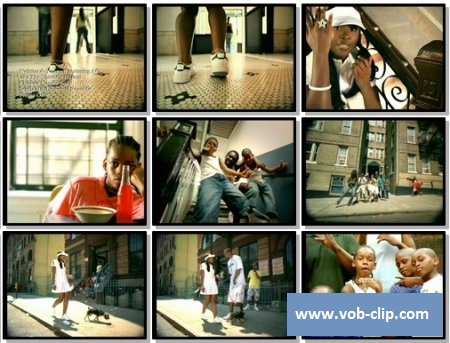Webstar And Young B Feat. AG Aka The Voice Of Harlem - Chicken Noodle Soup (2006) (VOB)