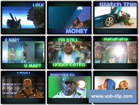 50 Cent - I Get Money (MTV Version) (2007) (VOB)
