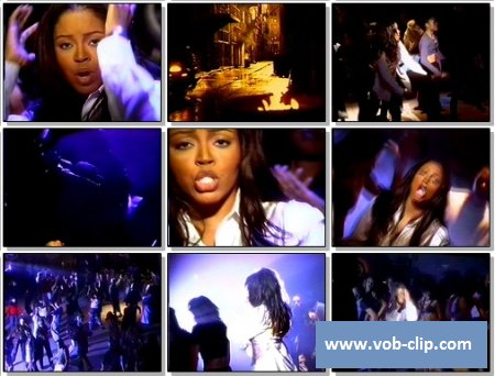 Shanice - Somewhere (1994) (VOB)