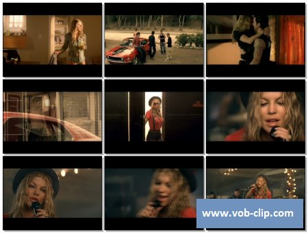 Fergie - Big Girls Don't Cry (Extended Version) (2007) (VOB)