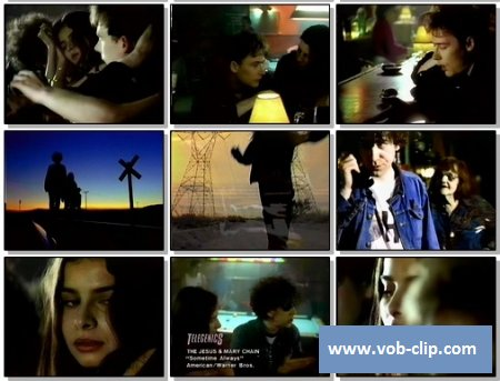 Jesus And Mary Chain Feat. Hope Sandoval - Sometime Always (1994) (VOB)