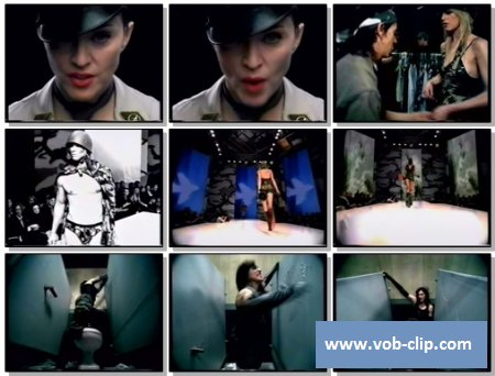 Madonna - American Life (Uncensored Version) (2002) (VOB)