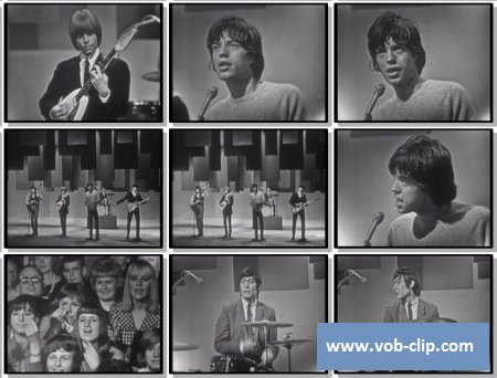 Rolling Stones - Time Is On My Side (From The Ed Sullivan Show) (1964) (VOB)