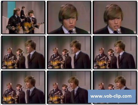 Herman's Hermits - Just A Little Bit Better (From The Ed Sullivan Show) (1966) (VOB)