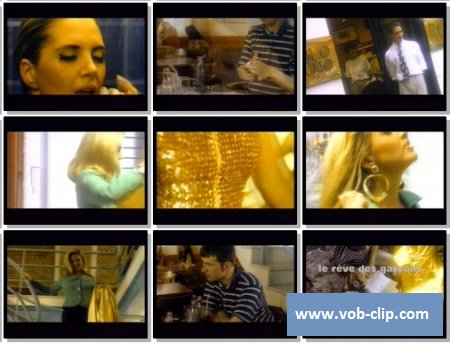 Saint Etienne - Only Love Can Break Your Heart (Version 2) (1991) (VOB)