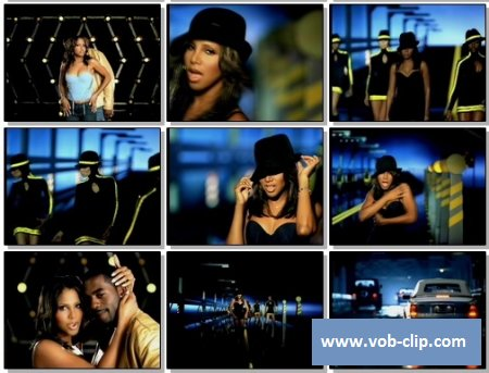 Toni Braxton, Loon - Hit The Freeway (2002) (VOB)