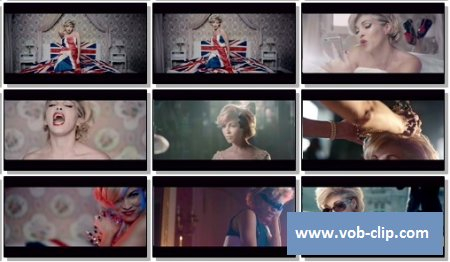 Ysa Ferrer - God Save The Queen (2015) (MP4)