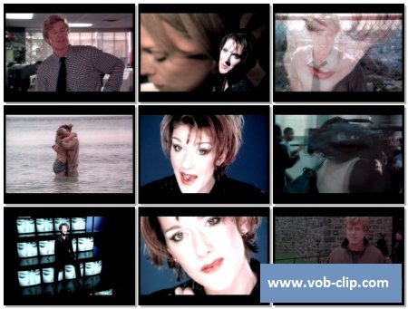 Celine Dion - Because You Loved Me (MixMash Version) (1996) (VOB)