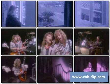 Night Ranger - Sister Christian (1983) (VOB)
