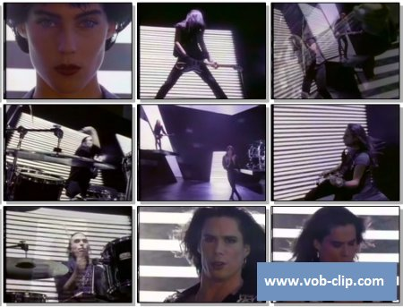 Bang Tango - Breaking Up A Heart Of Stone (1989) (VOB)